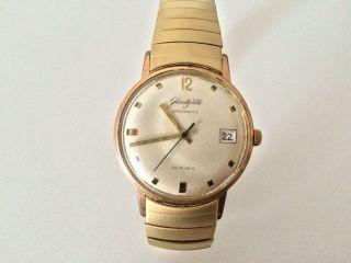 Armbanduhr Glashütte Bild