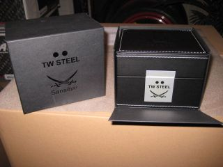 Tw Steel Sansibar Limited Edition Black Pirate 2 Tw 848 Bild