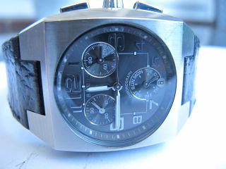 Breil Chronograph 2619750409,  Hochwertig,  Analog,  Seltenes Altes Modell Unisex Bild