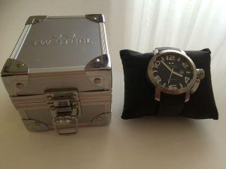 Ovp Tw Steel U Boat Automatik Uhr Kautschuk Armband Und Verschluss Lp 549€ Bild