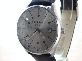 Bergmann 1957 Armbanduhr Bild