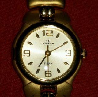 Dugena Titan Damenarmbanduhr Bild