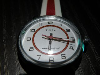 Timex Automatik,  Neues Kalbslederarmband & Gewebeband,  Ovp Bild