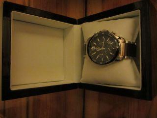 Mercedes Benz Uhr,  Chronograph Bild
