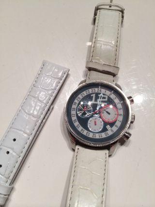 D&g Dolce&gabbana Uhr Armbanduhr Weiss Bild