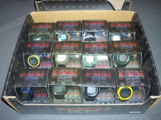 20 Stück Neue Quemex - Digitaluhren,  Achtung Die Batterien Sind Abgelaufen Bild