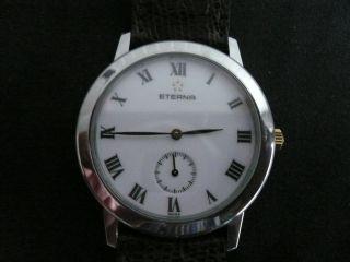 Armbanduhr Eterna Handaufzug Bild