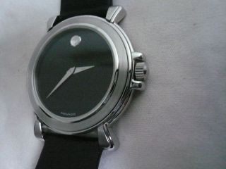 Armbanduhr Movado Handaufzug Bild