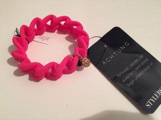 Marc Jacobs Armband Pink Np 150€ Topshop Bild