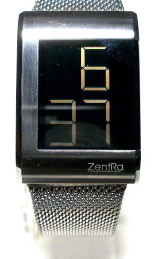 Zentra - Digital Armbanduhr - Quarz - Markenqualität - Bild