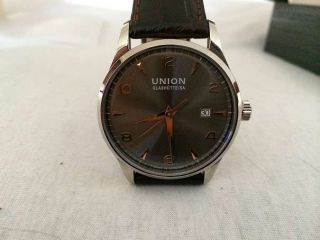 Union Glashütte Noramis 40mm Automatik Bild