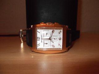 Uhr Kraft Uhrkraft Chronograph Modell 14703/5mrg Rosegold Bild