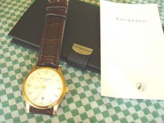 Bergmann Uhr 1963 Ungetragen Bild