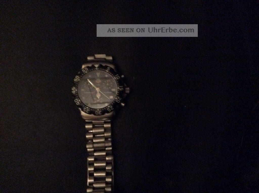 Tag Heuer Formula 1 Sehr Gepflegt Armbanduhren Bild