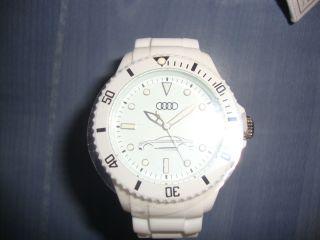 Audi Uhr Armbanduhr Ovp Silhouette A3 Limousine ähnlich Ice Watch Bild