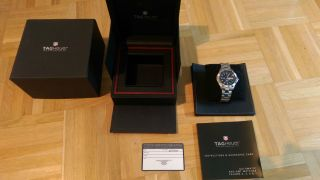 Tag Heuer Aquaracer Calibre 5 300m - Pokerstars Limited Edition Waf2013 Bild