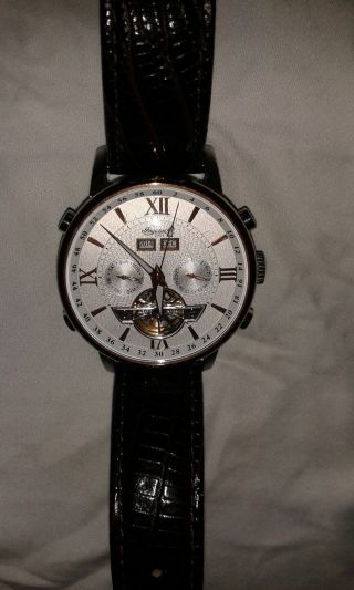Ingersoll - Grand Canyon Ii - In4503wh Herrenarmbanduhr Bild