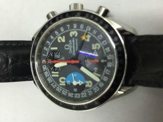 omega speedmaster automatic triple date racing schumacher chronograph 3520 53 Omega watches | speedmaster, seamaster racing [11] dark side of the moon [1] omega speedmaster moonphase chronograph master chronometer.