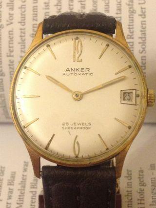 Anker Automatik Herren Armbanduhr Bild