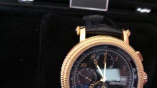 Herrren Armbanduhr - Aeronautec - Magellan / Automatik Bild