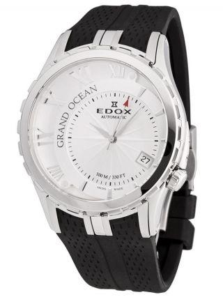 Edox Grand Ocean Automatic 100m Herrenuhr 80080 3 Ain Bild