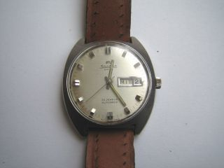 Vintage Watch Silvana Automatic Swiss Bild