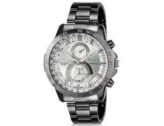Herr Armbanduhr Automatik Wrist Watch Dinih O8012g Solar Wasserdicht Sport Weiß Bild