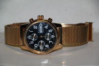 Messerschmitt Chronograph Automatic,  Eta Valjoux 7750 Bild