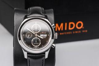 Mido Multifort Automatic Chronograph Neuwertig Bild