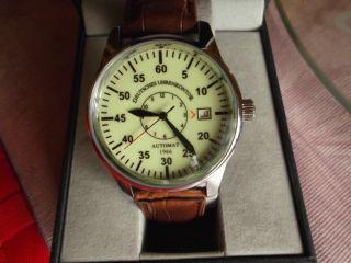 Deutsches Uhrenkontor.  Flieger Automatik.  Duk 1966. Bild