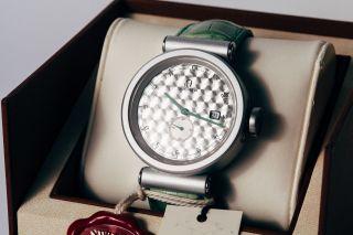 Aigner Maranello Automatic Herrenuhr Eta 2895 - 1 Krokoleder Swiss Made Np €1200,  - Bild