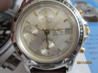 Sector Chronograph,  Armbanduhr,  Herrenuhr Top Bild