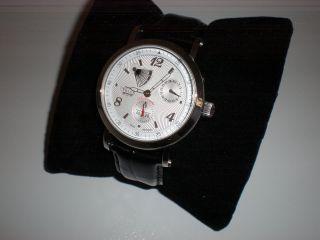 Trias Automatik Herren Armbanduhr Mit Gangreverse - Anzeige,  Datum Bild