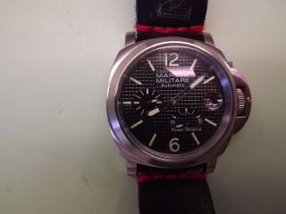 Armbanduhr Marina Militare Automatic Bild