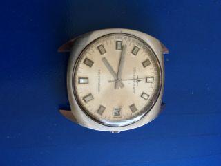 Vintage Dugena - Matic Self - Winding Herrenarmbanduhr Automatik Kal.  Puw 1461 Bild