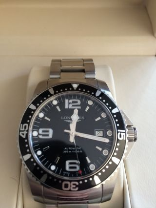 Longines L36424566 Armbanduhr Bild