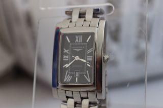 Longines Dolce Vita Automatik Armband Uhr Unisex Box - Papiere Bild