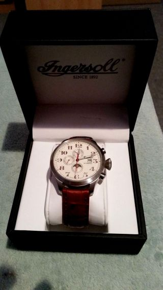 Ingersoll 1616 Mj Limited Edt Bild