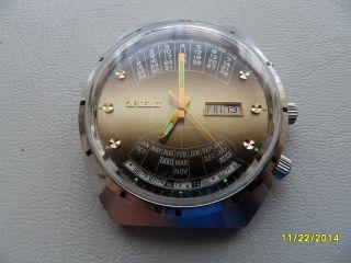 Herren Armbanduhr Automatik Orient. Bild