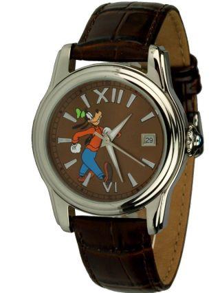 Disney Uhr,  Automatikuhr Mit Goofy,  Sammleruhr,  Nur Fuer Erwachsene,  Ovp Bild