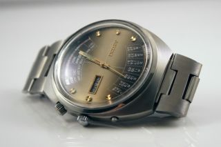 Orient Multi Year Automatic Uhr / Watch Cal. Bild