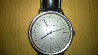 Bergmann Uhr Armbanduhr Neuwertig Bild