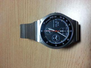 Iwc Porsche Design Chronograph 3700 Analog Bild