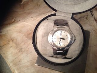 Originale Herren Luxusuhr Tag Heuer,  Modell Chronometer,  Automatic Bild