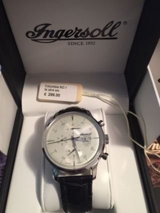 Herren Automatik Armbanduhr Bild