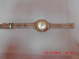 Armbanduhr Spezimatik Glashütte Bild