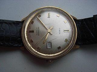 Herren Armbanduhr Timex Automatic Britan Bastler Bild