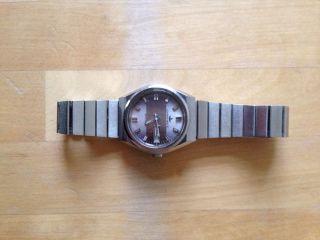 Dugena Matic 25 Rubis Silber Bild