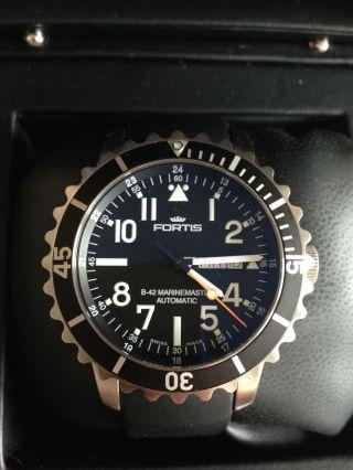 Fortis B42 Marinemaster Bild