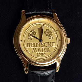 Kienzle D - Mark Automatik Uhr - 1 Dm Uhr Bild